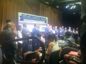 2013 nyc mayoral debate