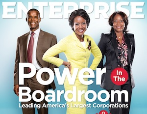 Black Enterprise Releases Exclusive Report on African American Corporate Directors