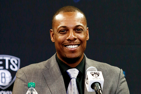 Paul Pierce Says he Wants to Build a Business in Boston