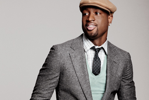 Dwyane Wade to Start Neck Wear Line With The Tie Bar