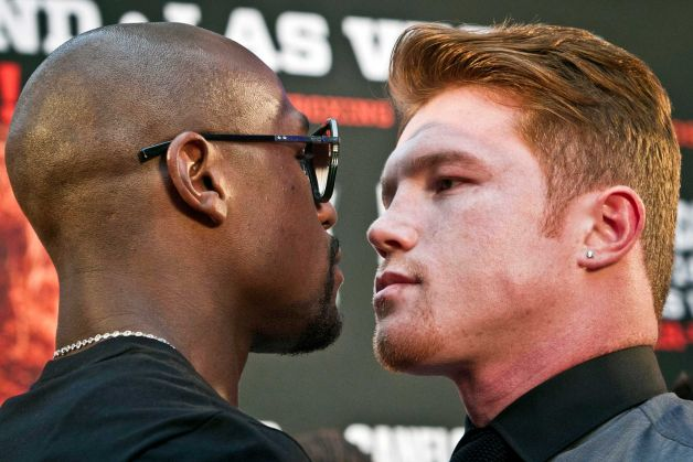 Mayweather-Alvarez Sets State Record for Largest Boxing Gate