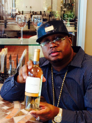 E 40 Launches New Wine Collection Earl Stevens Selections