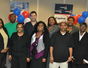 """Small Businesses """"Get Down to Business"""" With Training From Capital One Bank"""