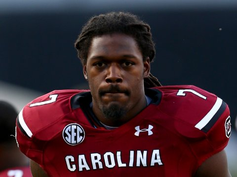 Jadeveon Clowney Leaning Toward Signing to Jay Z's Roc Nation Sports