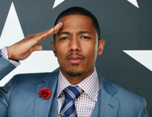 Nick Cannon Appears on Fox Sports 1's Crowd Goes Wild