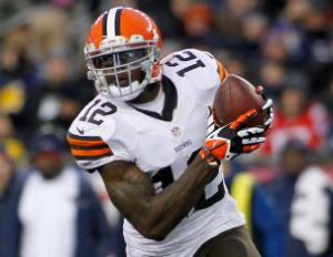 Flash Forward: Browns WR Gordon Picks Marketing Agency