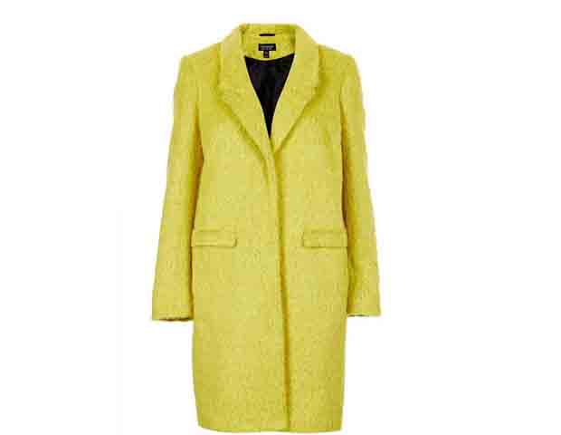 Power OOTD: Spring-Hued Coats to Warm Up Winter Looks