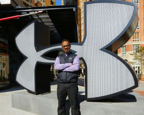 As Golf Brand Expands at Under Armour, a Young Executive's Drive Comes Into Full Form