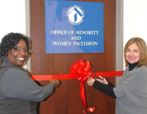 office of minority and women inclusion