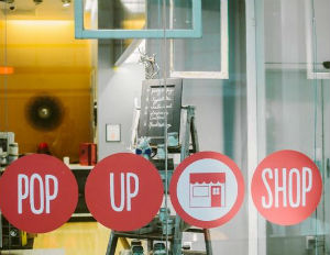 Pop-Up Shops Open Across the Country for Holiday Shopping Season