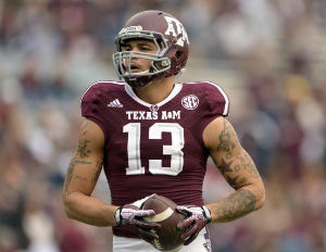 Top WR Prospect Mike Evans Hires Priority Sports, Deryk Gilmore