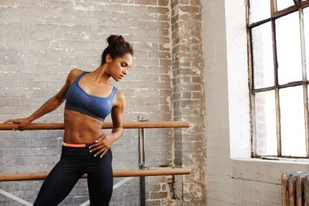 Under Armour Signs Ballerina for Women's Brand Campaign