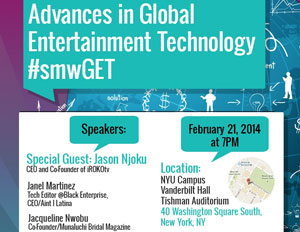 #SMW 2014: Innov8tiv Talks How to Launch A Global Business