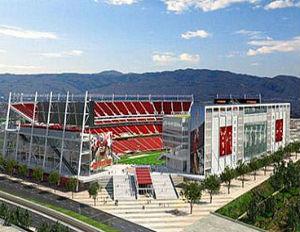 levi's stadium sf 49ers