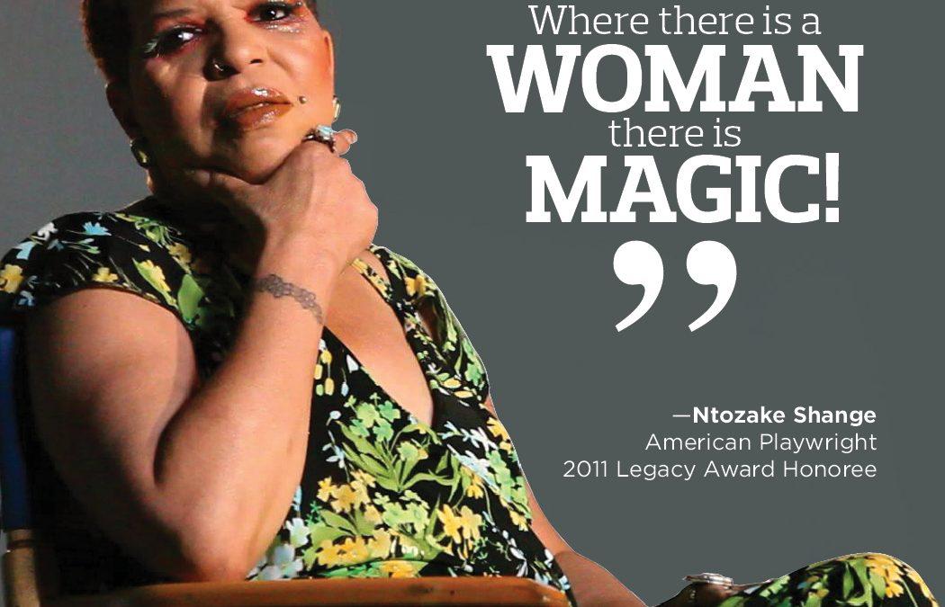 2014 Black Enterprise Woman of Power Honoree: Ntozake Shange