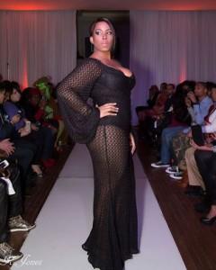 fcc9001ff1d165 Plus Size Fashion Show at New York Fashion Week