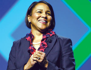 2014 Black Enterprise Woman of Power: Sam Club's CEO Rosalind Brewer