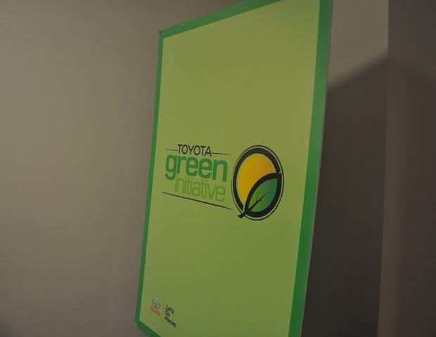 toyota green initiative
