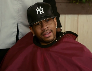 Watch Allen Iverson In a New Reebok Commercial With Shaq