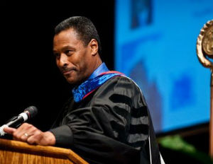 Morehouse College President Talks 'Education Crisis' Facing Young Black Men