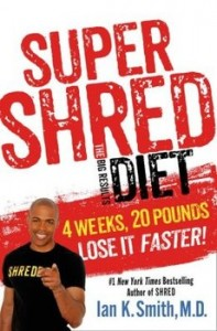 dr ian book supershred