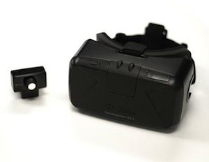 New Oculus Rift Virtual Reality Kit Makes It Closer to Launch