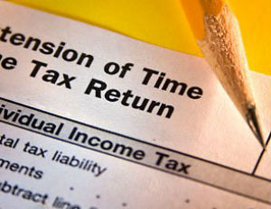 Personal Finance Word of the Day: Tax Filing Extension