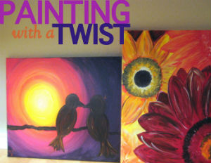 Couple Who Survived Hurricane Katrina Help People Unwind With 'Paint and Sip' Franchise