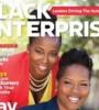 black enterprise april cover