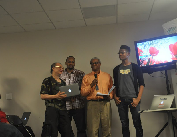 Black Enterprise Hackathon Photo Gallery [Day 2]
