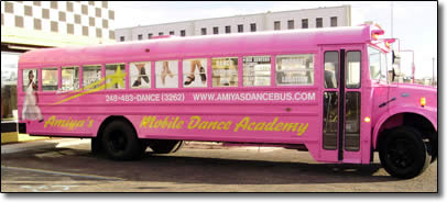 This Teenpreneur's Mobile Dance Studio Is Making Money, Eradicating Child Obesity