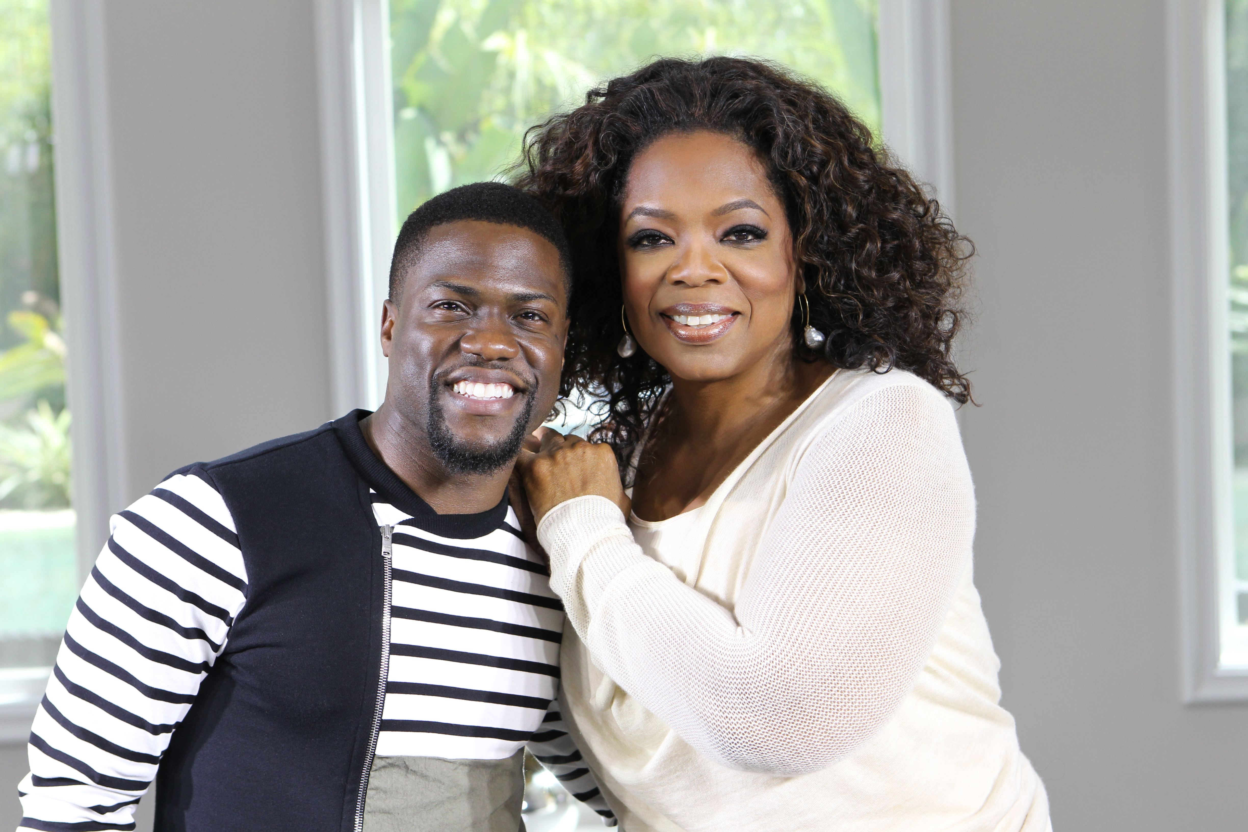 Funnyman Kevin Hart Takes His Business Seriously