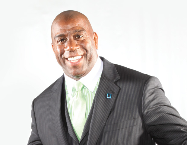 Magic Johnson: 'Your Competition Can Make You Better'