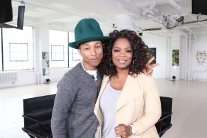 Oprah Prime, Pharrell Williams