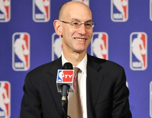 NBA Commissioner Said The NBA May Subsidize College Athletes