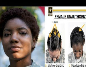 US Army and Black Women at Odds Over Hairstyles