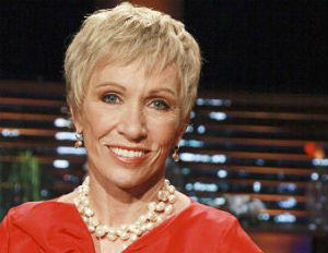 ABC Shark Tank's Barbara Corcoran Shows How To Pitch Yourself and Your Business