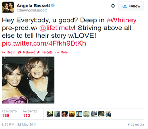 Angela Bassett tweet