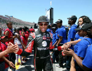 Darrell Wallace Jr., Talks NASCAR, Advice to Parents and Life After Racing