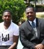Sherwood Brown Sr and Jr