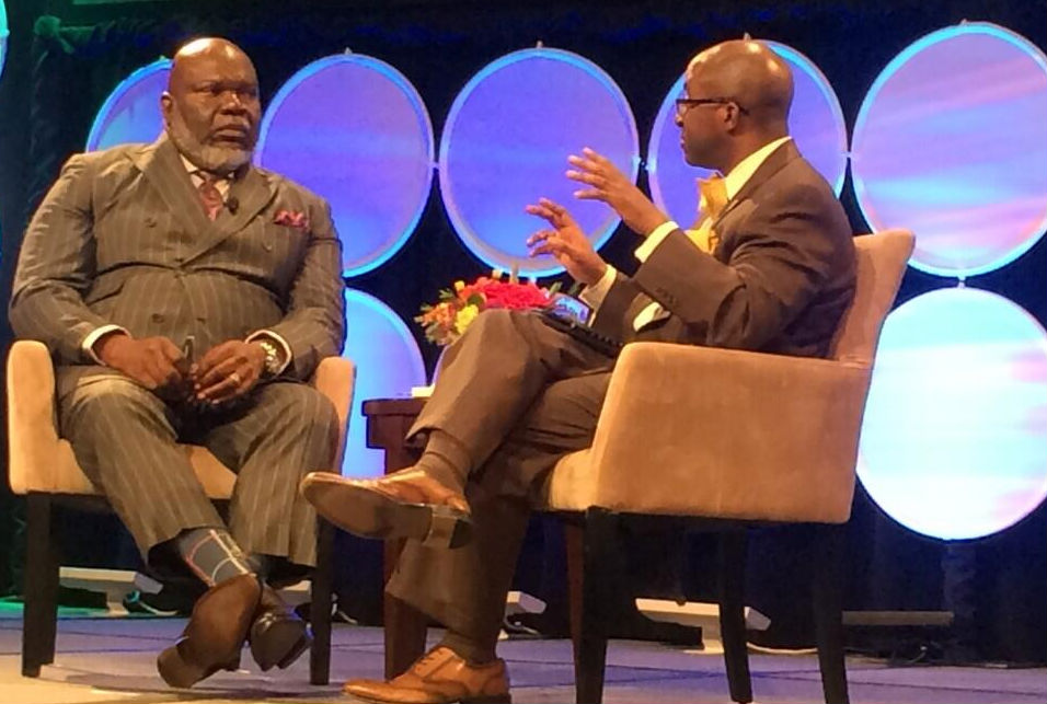 T.D. Jakes: 20 Tips to Tap Into Your Divine 'Instinct' for Business Success