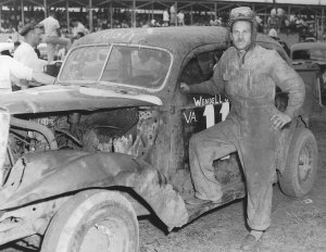 Wendell Scott, First African American in the NASCAR Hall of Fame