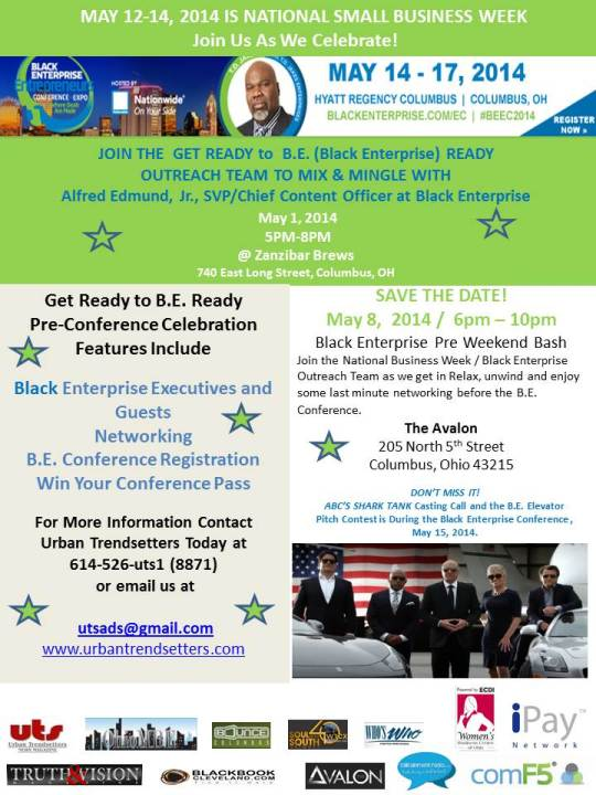 Black Enterprise Entrepreneurs Conference & Expo Kicks Off Wednesday