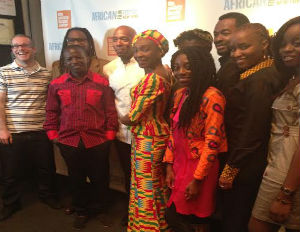 "Beyond Nollywood: New Band of Africa's ""Hottest, Brightest Stars"" Sparkle in NYC"