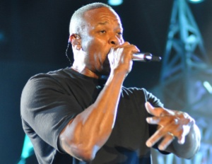 Dr. Dre Rapping