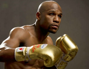 Supporting Mayweather vs Pacquiao May Support Domestic Violence