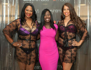 "Psyche Terry and models showcase designs by Urban Intimate. "" 4ef286d4c"