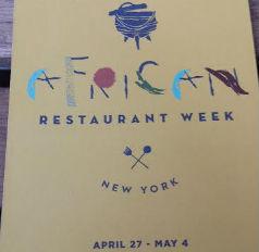 Dining African: 3 Restaurant Biz Success Stories Savor N.Y. African Restaurant Week