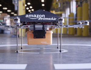 Amazon's Drone Delivery Dreams Are Grounded