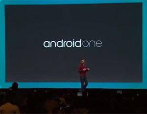 google IO android one